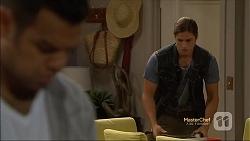 Nate Kinski, Tyler Brennan in Neighbours Episode 7143