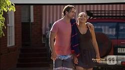 Brad Willis, Paige Novak in Neighbours Episode 7143