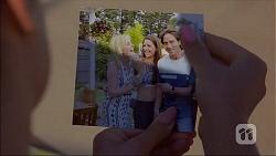 Paige Novak, Lauren Turner, Brad Willis in Neighbours Episode 7143