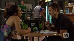 Imogen Willis, Josh Willis in Neighbours Episode 7144