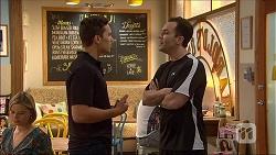 Josh Willis, James Bunkum in Neighbours Episode 7144