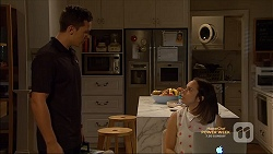 Josh Willis, Imogen Willis in Neighbours Episode 7145