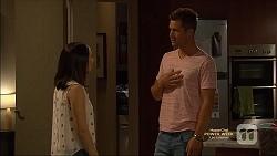 Imogen Willis, Mark Brennan in Neighbours Episode 7145
