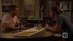 Mark Brennan, Tyler Brennan in Neighbours Episode 7145