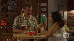 Toadie Rebecchi, Imogen Willis in Neighbours Episode 7145