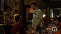 Nate Kinski, Brett Holden in Neighbours Episode 7145