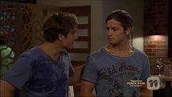 Kyle Canning, Tyler Brennan in Neighbours Episode 7145