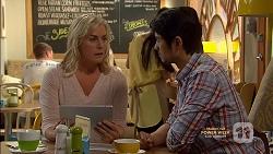 Lauren Turner, Robin Dawal in Neighbours Episode 7146