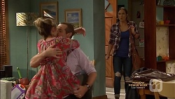 Sonya Mitchell, Toadie Rebecchi, Amy Williams in Neighbours Episode 7146