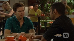 Alistair Hall, Nate Kinski in Neighbours Episode 7146