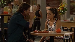 Brad Willis, Paige Smith in Neighbours Episode 7146