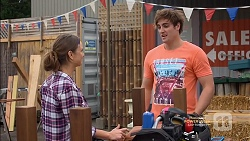Amy Williams, Kyle Canning in Neighbours Episode 7146