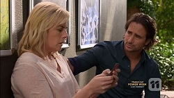 Lauren Turner, Brad Willis in Neighbours Episode 7147