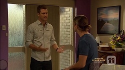 Mark Brennan, Tyler Brennan in Neighbours Episode 7147