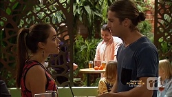 Paige Novak, Tyler Brennan in Neighbours Episode 7147