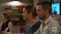 Tyler Brennan, Mark Brennan in Neighbours Episode 7147