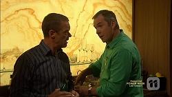 Paul Robinson, Karl Kennedy in Neighbours Episode 7148