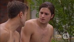 Aaron Brennan, Tyler Brennan in Neighbours Episode 7148