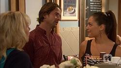 Lauren Turner, Brad Willis, Paige Smith in Neighbours Episode 7149
