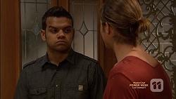 Nate Kinski, Tyler Brennan in Neighbours Episode 7149