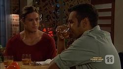 Tyler Brennan, Nate Kinski in Neighbours Episode 7149