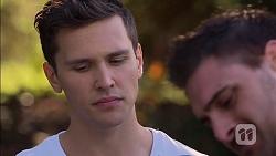 Josh Willis, Forrest Jones in Neighbours Episode 7149