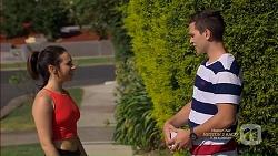 Imogen Willis, Josh Willis in Neighbours Episode 7150