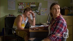 Kyle Canning, Amy Williams in Neighbours Episode 7150