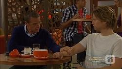 Paul Robinson, Daniel Robinson in Neighbours Episode 7150