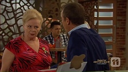 Sheila Canning, Paul Robinson in Neighbours Episode 7150