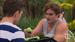 Josh Willis, Kyle Canning in Neighbours Episode 7150