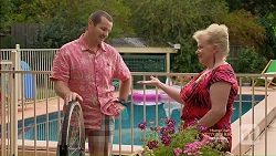 Toadie Rebecchi, Sheila Canning in Neighbours Episode 7150