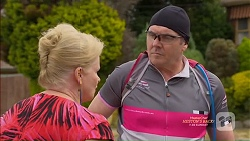 Sheila Canning, Karl Kennedy in Neighbours Episode 7150