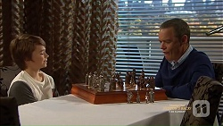Jimmy Williams, Paul Robinson in Neighbours Episode 7150