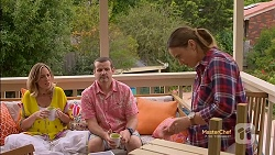 Sonya Mitchell, Toadie Rebecchi, Amy Williams in Neighbours Episode 7151