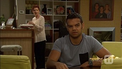 Susan Kennedy, Nate Kinski in Neighbours Episode 7151