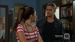 Paige Novak, Tyler Brennan in Neighbours Episode 7151