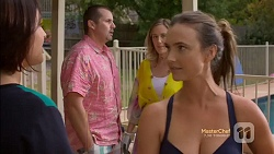 Naomi Canning, Toadie Rebecchi, Sonya Mitchell, Amy Williams in Neighbours Episode 7151