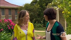 Sonya Mitchell, Naomi Canning in Neighbours Episode 7151