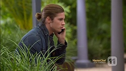 Tyler Brennan in Neighbours Episode 7151
