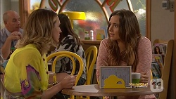 Sonya Mitchell, Amy Williams in Neighbours Episode 7151