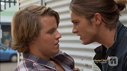 Jayden Warley, Tyler Brennan in Neighbours Episode 7151