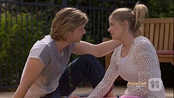 Daniel Robinson, Amber Turner in Neighbours Episode 7152