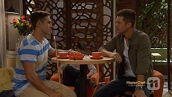 Aaron Brennan, Mark Brennan in Neighbours Episode 7152