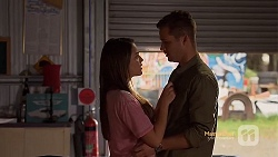 Paige Novak, Mark Brennan in Neighbours Episode 7152