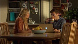 Amber Turner, Josh Willis in Neighbours Episode 7153