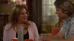 Terese Willis, Daniel Robinson in Neighbours Episode 7153