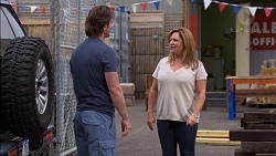 Brad Willis, Terese Willis in Neighbours Episode 7153