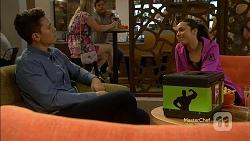 Josh Willis, Imogen Willis in Neighbours Episode 7154