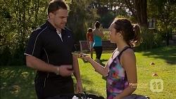 Forrest Jones, Imogen Willis in Neighbours Episode 7154